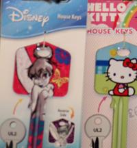 Childrens Keys